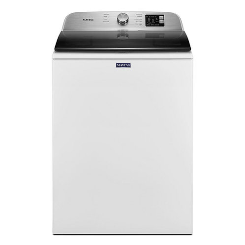 Maytag 4.8 Cu Ft Imp Top Load Washer (MVW6200KW)