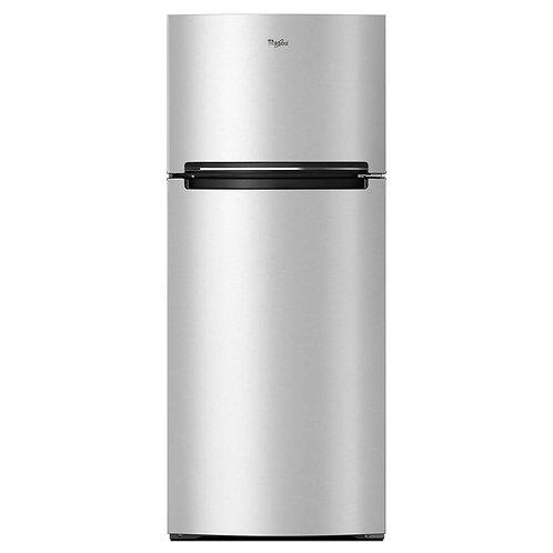 Whirlpool 28-inch Wide Refrigerator Compatible w/ EZ Ice Maker (WRT518SZFM)