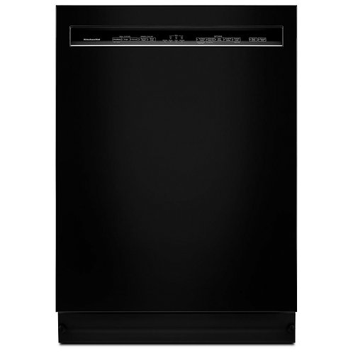 46 Dba Dishwasher With Prowash, Front Control (KDFE104HBL)