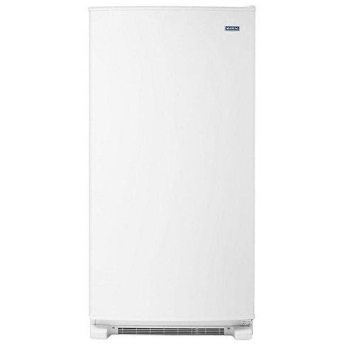 Maytag 20 Cu. Ft. Frost Free Upright Freezer With Led Lighting (MZF34X20DW)