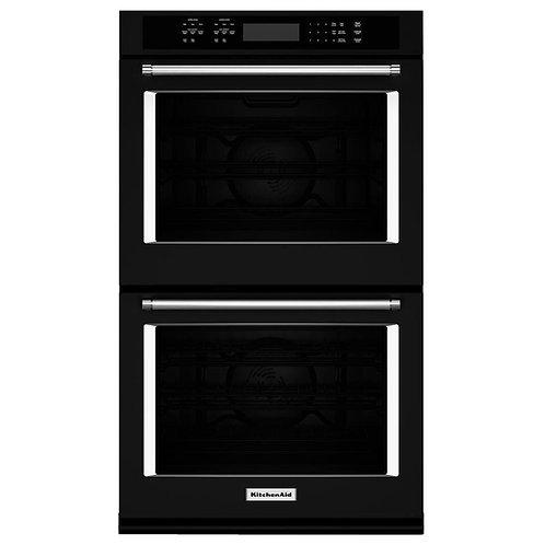 "KitchenAid 30"" Double Wall Oven (KODE500EBL)"