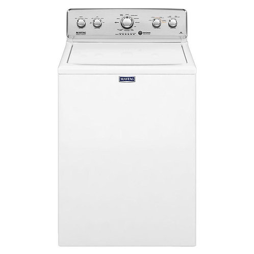 Maytag Top Load Washer with the Deep Water Wash Option – 4.9 cu. ft (MVWC565FW)