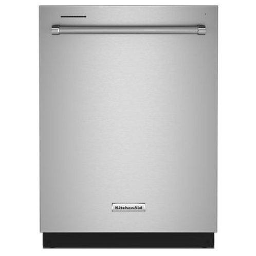 KitchenAid 39 Dba Dishwasher With Third Level Utensil Rack (KDTE204KPS)
