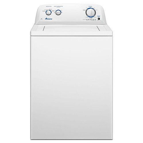 Amana 4.0 cu. ft. Top-Load Washer with Dual Action Agitator (NTW4516FW)