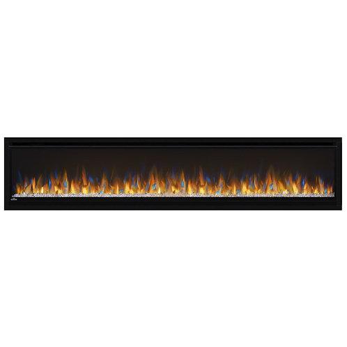 Napoleon Alluravision 74 Slimline Electric Fireplace (NEFL74CHS-1)
