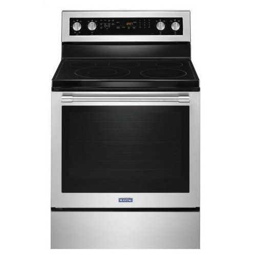Maytag 30-inch Wide Electric Range - True Convection (YMER8800FZ)