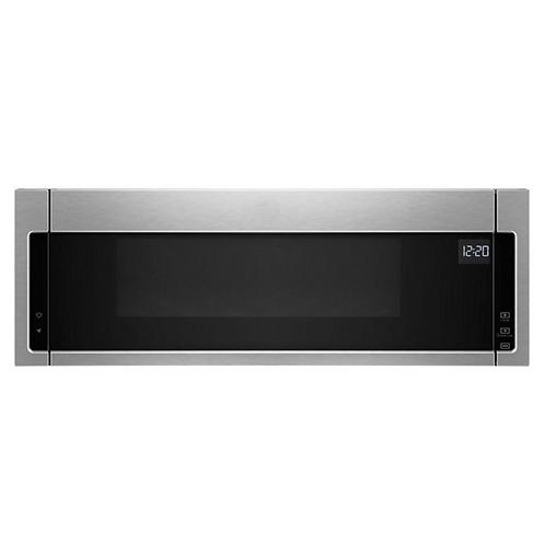 Whirlpool 1.1 cu. ft. Low Profile Microwave Hood Combination (YWML55011HS)