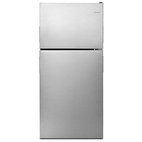 Amana 30-inch Wide Top-Freezer Refrigerator – 18 cu. ft. (ART318FFDS)