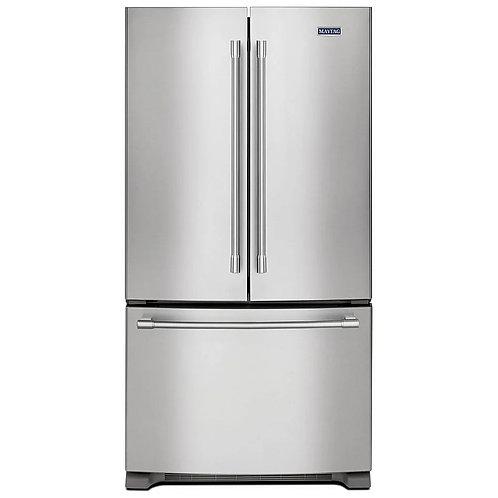 Maytag® 36-inch Wide French Door Refrigerator - 25 Cu. Ft. (MFF2558FEZ)