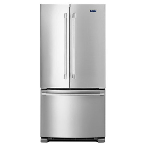 Maytag 33-Inch Wide French Door Refrigerator - 22 Cu. Ft. (MFF2258FEZ)