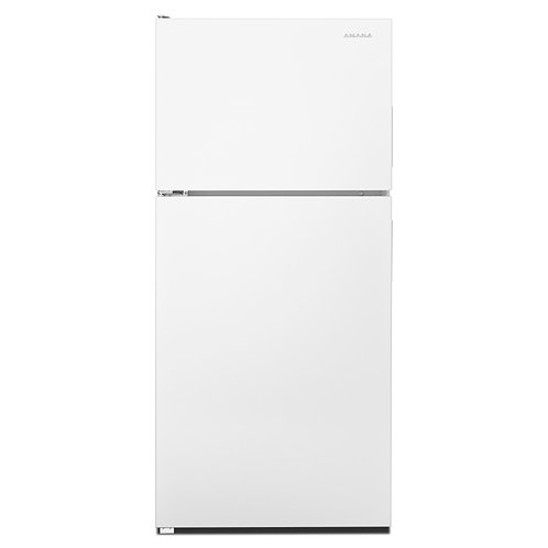 Amana 30-inch Wide Top-Freezer Refrigerator – 18 cu. ft. (ART318FFDW)