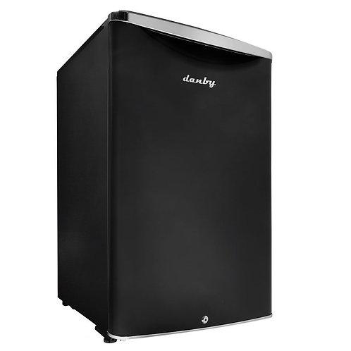 Danby 4.4 Cu.Ft. Contemporary Classic Compact Refrigerator (DAR044A6MDB)