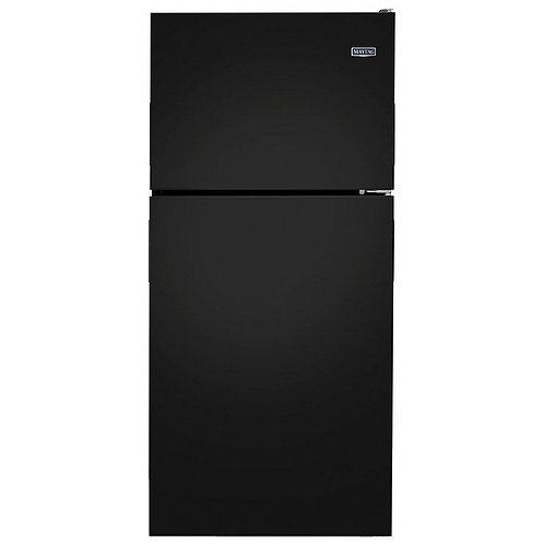 Maytag 30-inch Wide Top Freezer Refrigerator- 18 Cu. Ft. (MRT118FFFE)