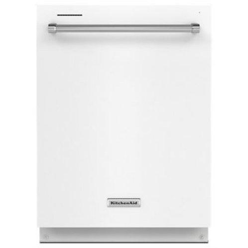 KitchenAid 39 Dba Dishwasher With Third Level Utensil Rack (KDTE204KWH)