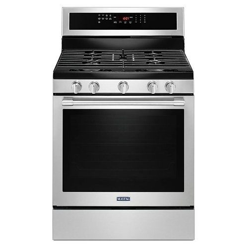 Maytag 30-inch Wide Gas Range With True Convection (MGR8800FZ)