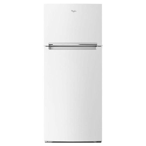 Whirlpool 28-inch Wide Refrigerator Compatible w/ EZ Ice Maker (WRT518SZFW)
