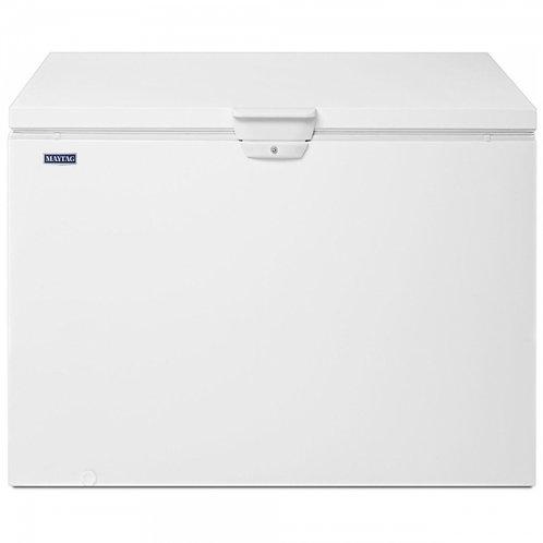 Maytag 15 cu. ft. Chest Freezer with Door Lock (MZC31T15DW)