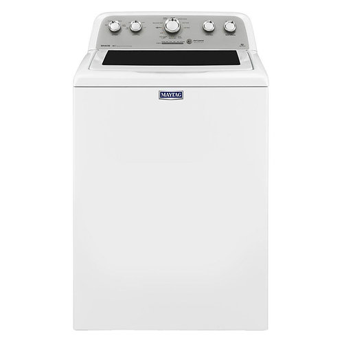 Maytag 5.0 Cu. Ft. Top Load Washer with Optimal Dispensers (MVWX655DW)