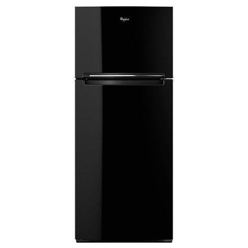 Whirlpool 28-inch Wide Refrigerator Compatible w/ EZ Ice Maker (WRT518SZFB)