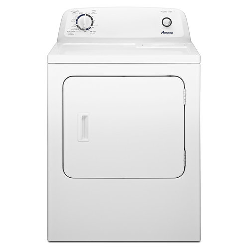 Amana 6.5 cu. ft. Top-Load Electric Dryer (YNED4655EW)