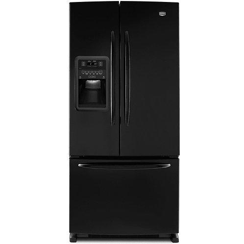 Maytag® 33- Inch Wide French Door Refrigerator - 22 Cu. Ft. (MFI2269FRB)