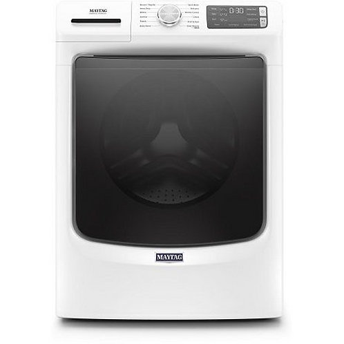 Maytag Front Load Washer with Extra Power- 5.5 cu. ft. (MHW6630HW)