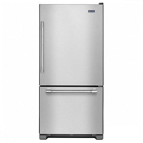 30-inch Bottom Freezer Refrigerator With Freezer Drawer (MBR1957FEZ)