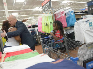 With Wal-Mart retail marks return to N.O. East