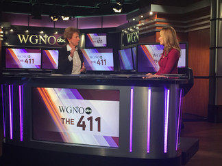 "ENOBDD Executive Director on WGNO  ""The 411"""