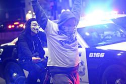 Dallas Ferguson Protest