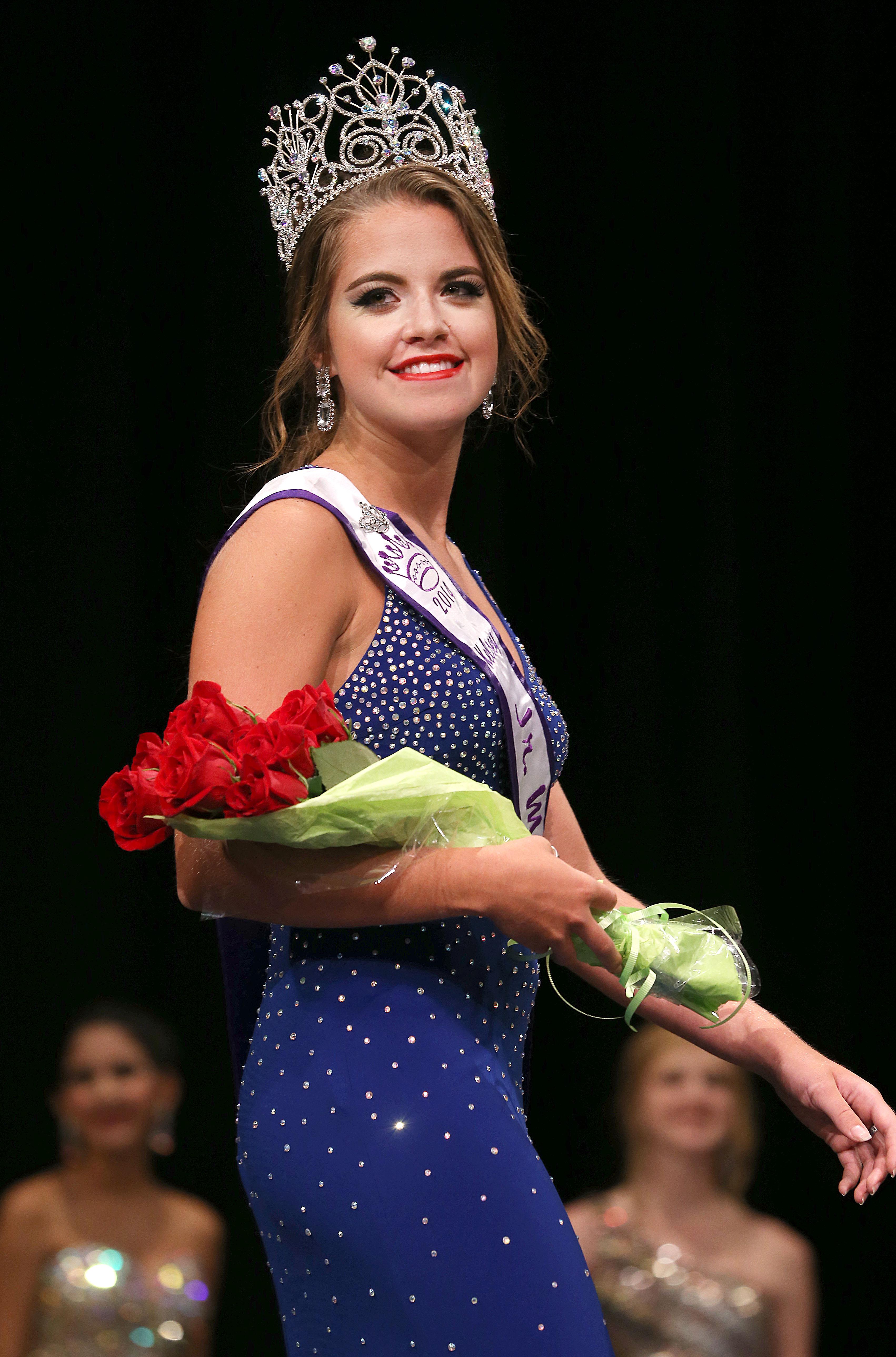 Miss Victoria Pagent