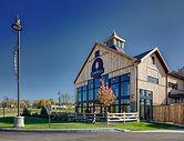 PineRidge Timberframe Cowbell Brewery