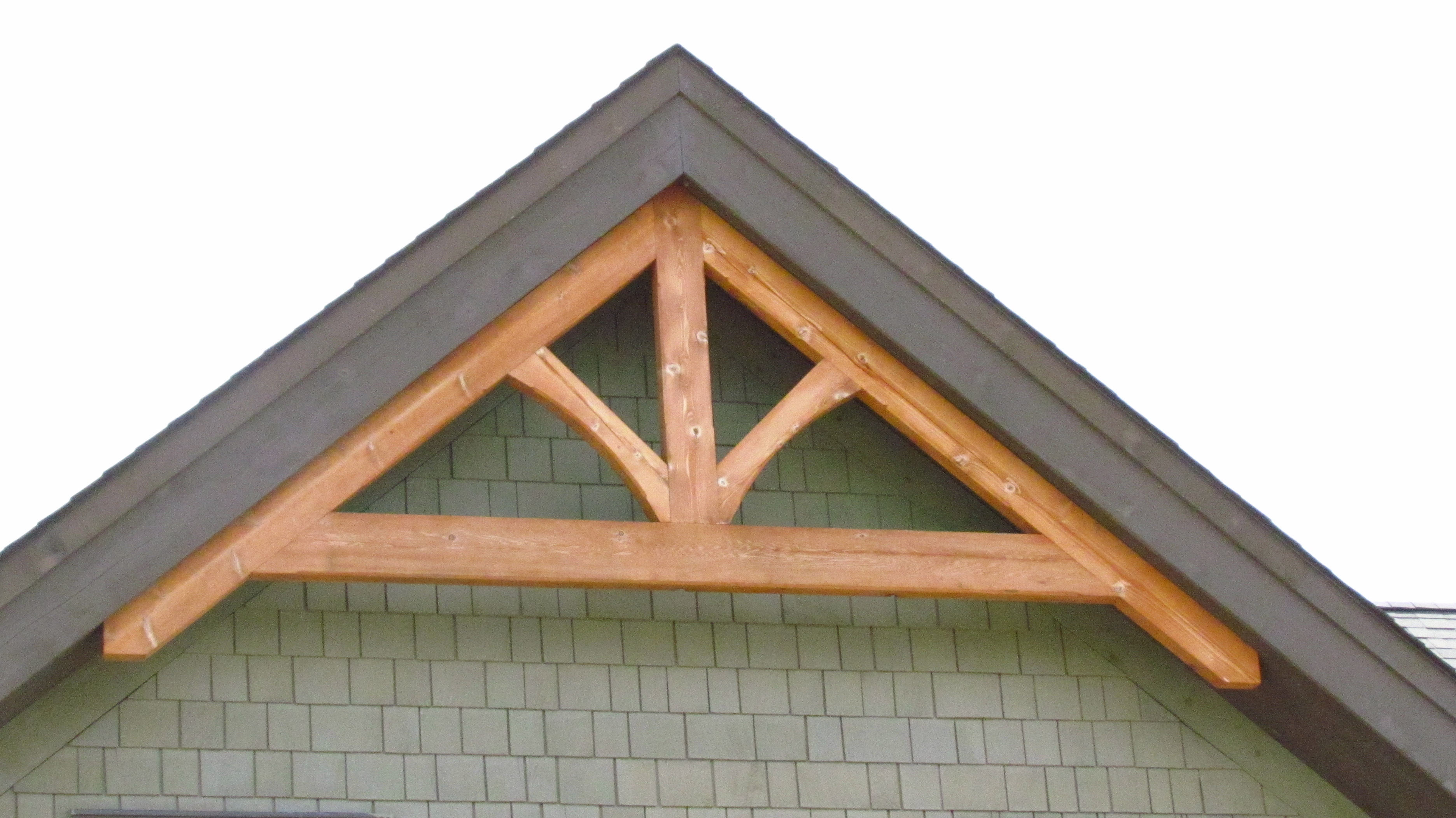 Simple Gable Detail