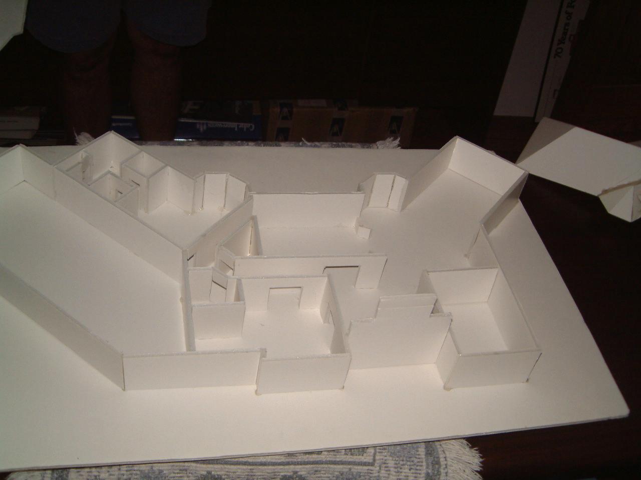 Client built model