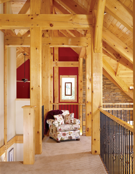 PineRidge Timberframe