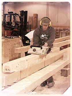 Planing Timbers