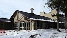 PineRidge Timberframe at Langdon Hall