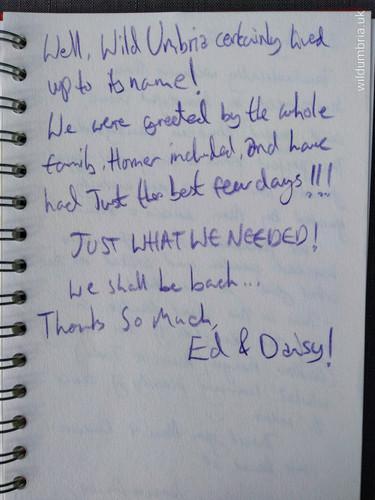 Ed & Daisy!