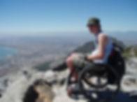 Dave Shraga Grippitz Table Mountain