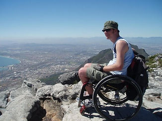 Dave Shraga Grippitz Table Mountain