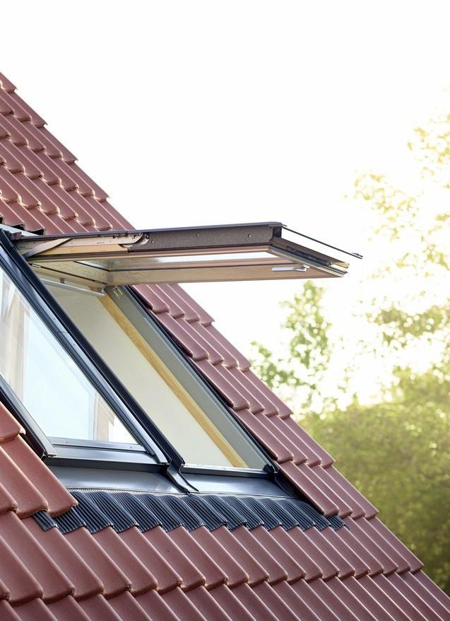 חלונות לגג רעפים