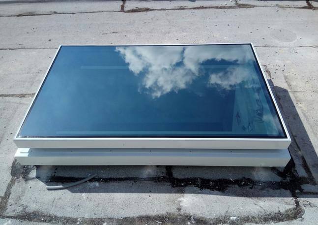 סקיילייט חלונות