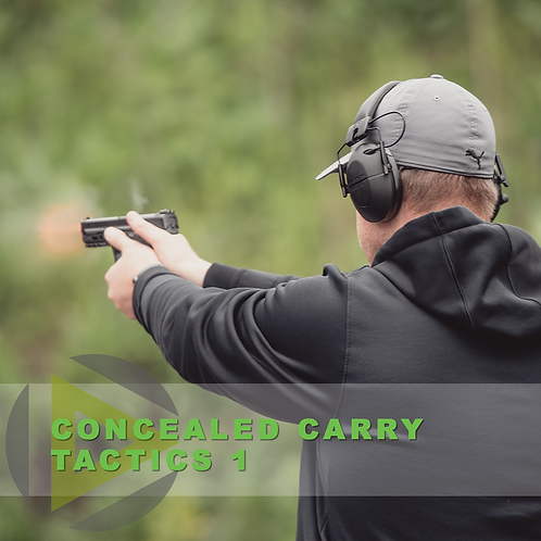 Concealed Carry Tactics 1