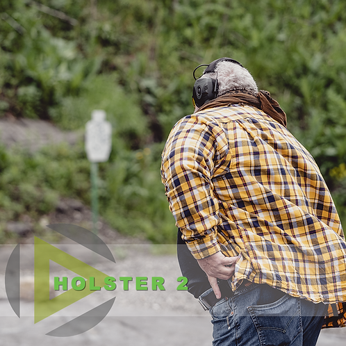 Holster 2 – Drawing from Concealment