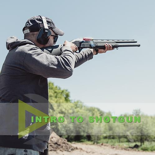 Intro to Shotgun