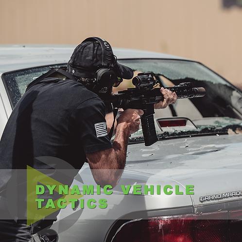 Dynamic Vehicle Tactics