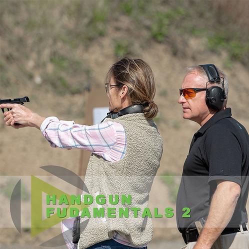 Handgun Fundamentals 2