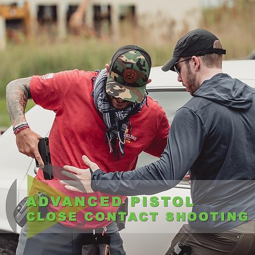 Advanced Pistol Skills – Close Contact Shooting