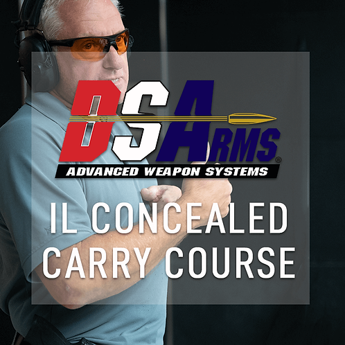 IL Concealed Carry Course - DSarms