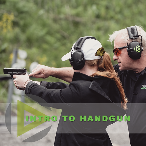 Intro to Handgun